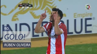 GOLO! CD Aves, Rúben Oliveira aos 90', CD Aves 3-0 Belenenses SAD