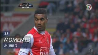 SC Braga, Jogada, Murilo aos 35'