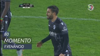 Vitória SC, Jogada, Frederico Venâncio aos 80'