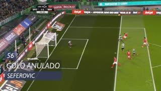 SL Benfica, Golo Anulado, Seferovic aos 56'