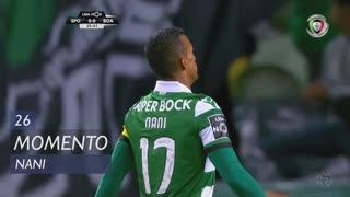 Sporting CP, Jogada, Nani aos 26'