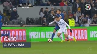 Moreirense FC, Caso, Rúben Lima aos 31'
