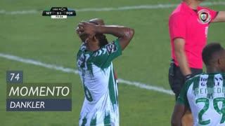 Vitória FC, Jogada, Dankler aos 74'