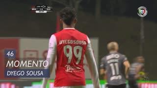 SC Braga, Jogada, Dyego Sousa aos 46'