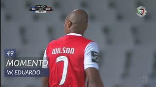 SC Braga, Jogada, Wilson Eduardo aos 49'