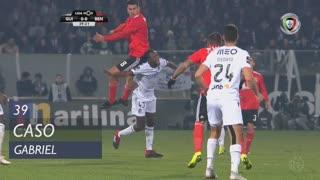 SL Benfica, Caso, Gabriel aos 40'