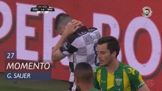 Boavista FC, Jogada, G. Sauer aos 27'