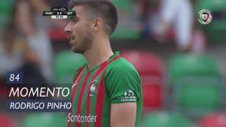 Marítimo M., Jogada, Rodrigo Pinho aos 84'
