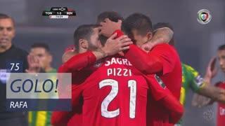 GOLO! SL Benfica, Rafa aos 75', CD Tondela 1-3 SL Benfica