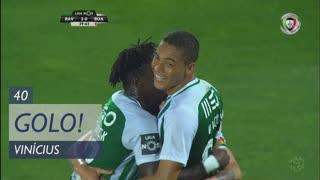 GOLO! Rio Ave FC, Vinícius aos 40', Rio Ave FC 2-0 Boavista FC