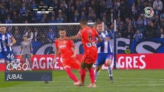 Boavista FC, Caso, Jubal aos 46'