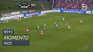 SL Benfica, Jogada, Pizzi aos 45'+1'