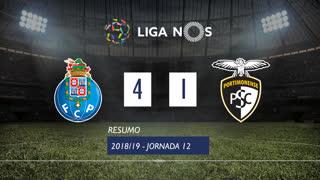 I Liga (12ªJ): Resumo FC Porto 4-1 Portimonense