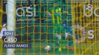 CD Feirense, Caso, Flávio Ramos aos 90'+1'
