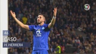 FC Porto, Caso, H. Herrera aos 46'