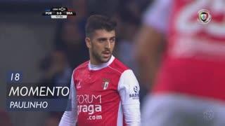 SC Braga, Jogada, Paulinho aos 18'