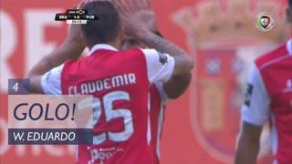 GOLO! SC Braga, Wilson Eduardo aos 4', SC Braga 1-0 FC Porto