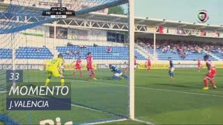 CD Feirense, Jogada, J. Valencia aos 33'