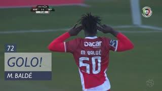 GOLO! CD Aves, M. Baldé aos 72', CD Aves 2-1 Vitória FC