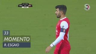 SC Braga, Jogada, Ricardo Esgaio aos 33'