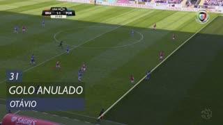 FC Porto, Golo Anulado, Otávio aos 31'