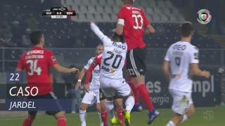 SL Benfica, Caso, Jardel aos 22'