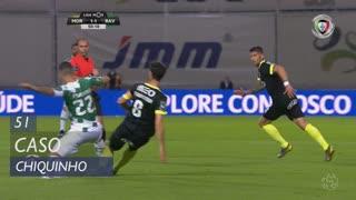 Moreirense FC, Caso, Chiquinho aos 51'