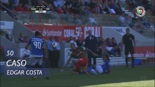 Marítimo M., Caso, Edgar Costa aos 50'
