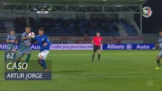 Vitória FC, Caso, Artur Jorge aos 62'