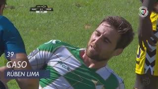 Moreirense FC, Caso, Rúben Lima aos 39'