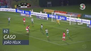 SL Benfica, Caso, João Félix aos 62'