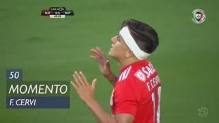 SL Benfica, Jogada, F. Cervi aos 50'