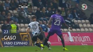 Boavista FC, Caso, Fábio Espinho aos 23'