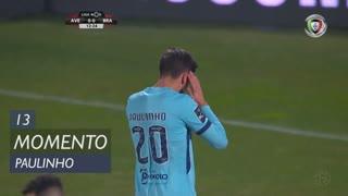 SC Braga, Jogada, Paulinho aos 13'