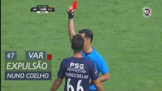 Belenenses, Expulsão, Nuno Coelho aos 47'