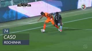Boavista FC, Caso, Rochinha aos 74'