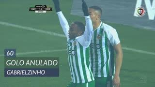 Rio Ave FC, Golo Anulado, Gabrielzinho aos 60'