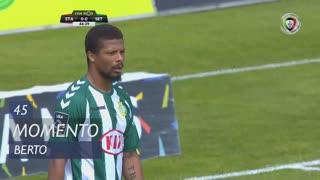 Vitória FC, Jogada, Berto aos 45'