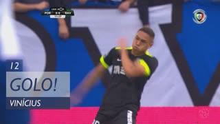 GOLO! Rio Ave FC, Vinícius aos 12', FC Porto 0-1 Rio Ave FC