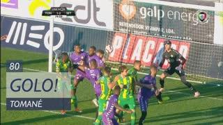 GOLO! CD Tondela, Tomané aos 80', CD Tondela 1-2 Vitória FC