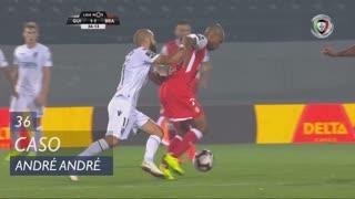 Vitória SC, Caso, André André aos 36'