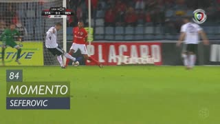 SL Benfica, Jogada, Seferovic aos 84'