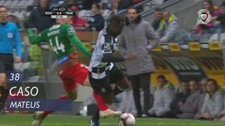 Boavista FC, Caso, Mateus aos 38'