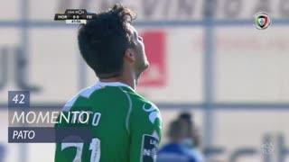 Moreirense FC, Jogada, Pato aos 42'