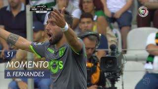 Sporting CP, Jogada, Bruno Fernandes aos 51'