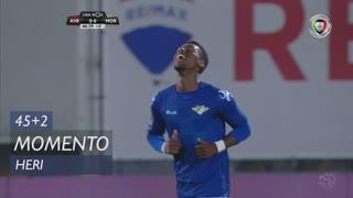 Moreirense FC, Jogada, Heri aos 45'+2'