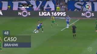 FC Porto, Caso, Brahimi aos 48'