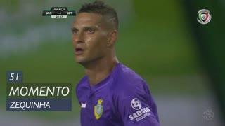 Vitória FC, Jogada, Zequinha aos 51'