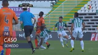 Vitória FC, Caso, Semedo aos 16'