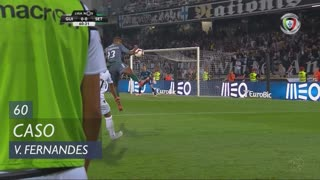 Vitória FC, Caso, Vasco Fernandes aos 60'